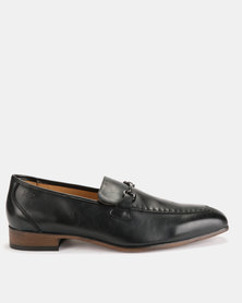 Michael Daniel Leather Formal Shoes Black