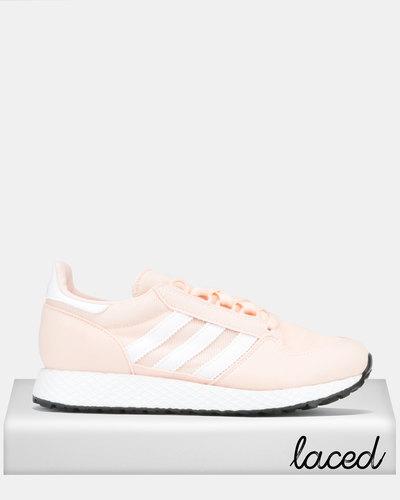 fa9da32a94 adidas Originals Swift Run W Sneakers Icey Pink F17 / FTWR White ...