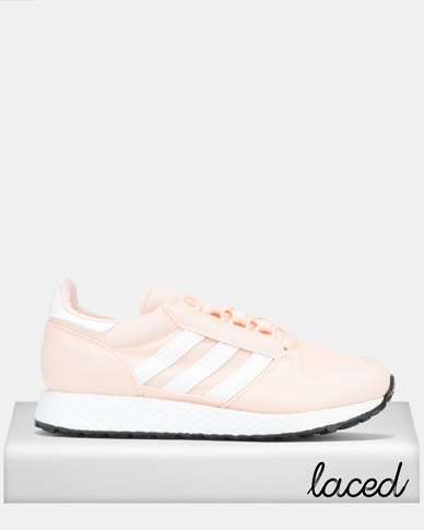 adidas Originals Forest Grove J Sneakers White/Pink