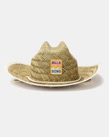 Billabong Lofi Straw Hat Natural