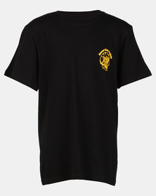 Element Boys Skullhead SS Tee Black