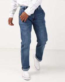 JCrew Update Chino Jeans Indigo
