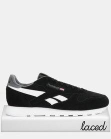 Reebok Classic Leather MU Sneakers Black