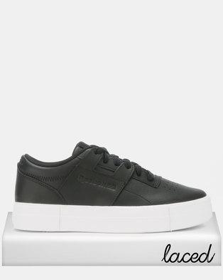 6577ba0290b969 Reebok Workout Lo Fvs Sneakers Black