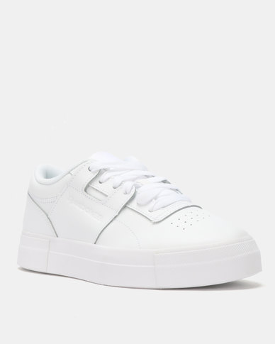 Reebok Workout Lo Fvs Sneakers White