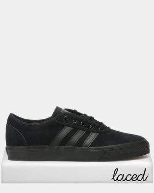 adidas Originals Adi-Ease Sneakers Black Black d712e14ecc4