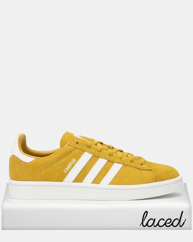 adidas Originals Campus Sneakers Ochre