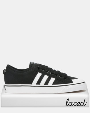 adidas Originals Nizza Sneakers Black