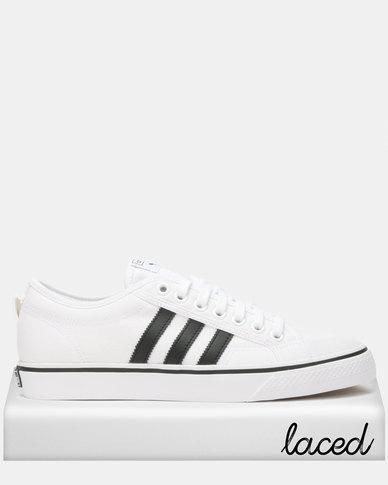 separation shoes 5956e de0c0 adidas Originals Nizza Sneakers White   Zando