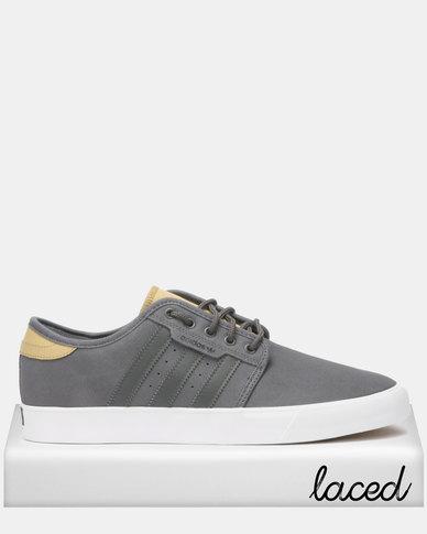 buy online 31d1d a7f8c adidas Originals Seeley Sneakers Grey | Zando