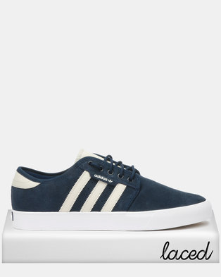 adidas Originals Seeley Sneakers Navy