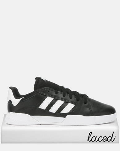 detailed look 3eb05 31a86 adidas Originals VRX Low Sneakers Black