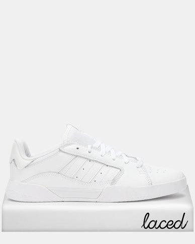the latest 0384d 02fcb adidas Originals VRX Low Sneakers White  Zando