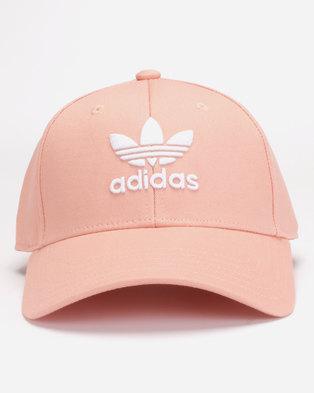 b0915514959 adidas Originals Baseball Classic Cap Trefoil Pink