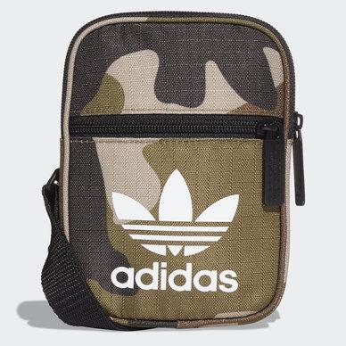 adidas Originals Fest Bag Camo Green