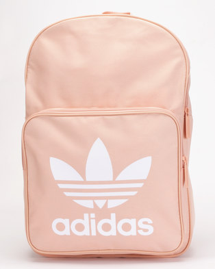 adidas Originals Backpack Classic Trefoil Pink