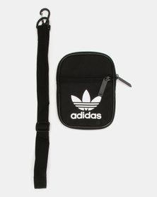 adidas Originals Festival Bag Trefoil Black