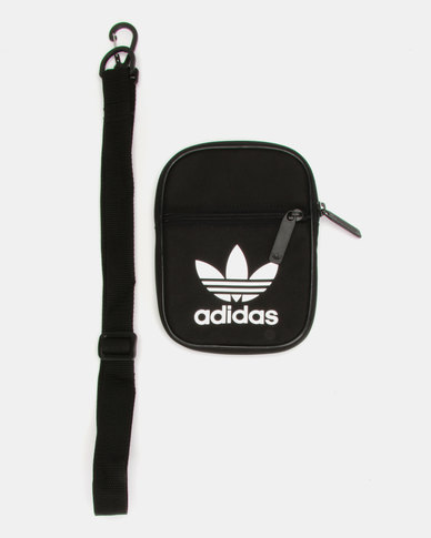 adidas Originals Festival Bag Trefoil Black