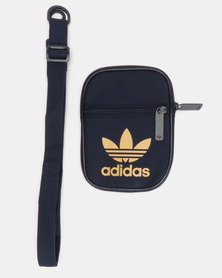 adidas Originals Festival Bag Trefoil Navy
