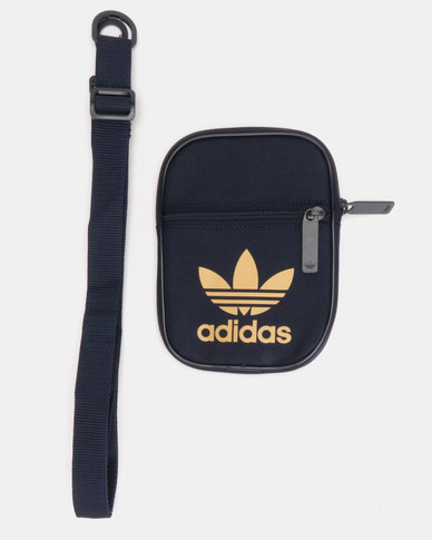 adidas Originals Festival Bag Trefoil Navy