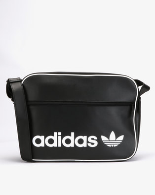 adidas Originals Airliner Vintage Bag Black