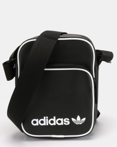 ecf2c72f81c63 adidas Originals Mini Bag Vintage Black | Zando