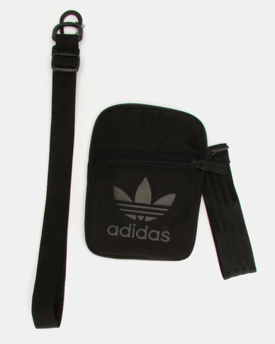 adidas Originals Festival Bag Black  355e773016536