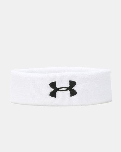 Under Armour Performance Headband White