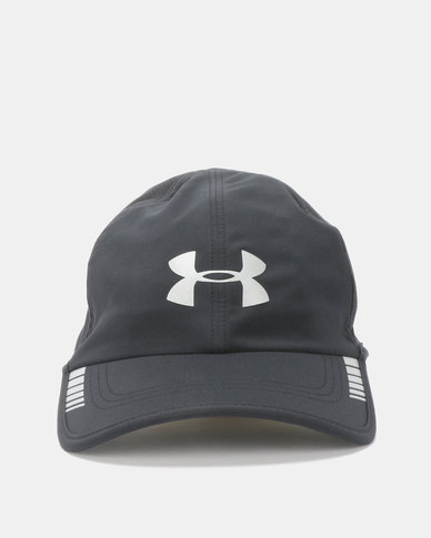 Under Armour Mens Launch AV Cap Black  12754116c07