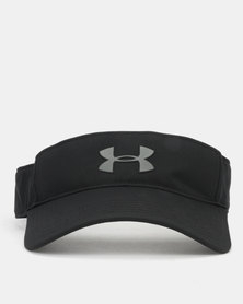 Under Armour Mens Headline Visor 3.0 Black