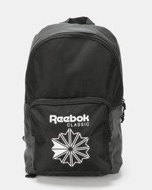 Reebok Classics Core Backpack Black