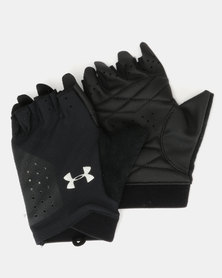 Under Armour Womens Training Gloves Black