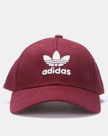 adidas Originals Baseball Classic Cap Trefoil Red