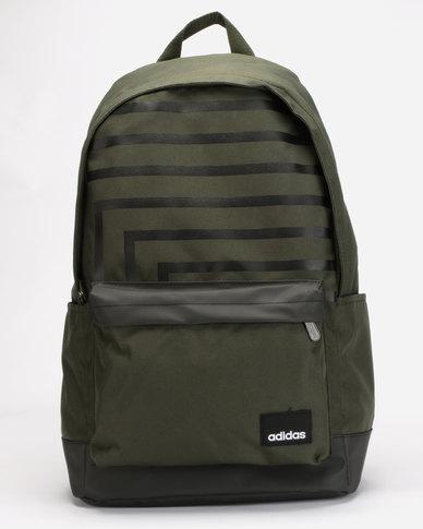 adidas Originals Classic Backpack Grey  62afe70809805