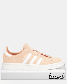 adidas Originals Campus Sneakers Clear Orange