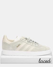 adidas Originals Gazelle Sneakers Ash Silver