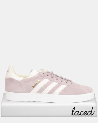quality design fca2c adc76 adidas Originals Gazelle Sneakers Soft Vision