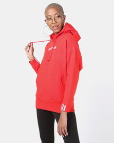 adidas Originals Coeeze Hoodie Red