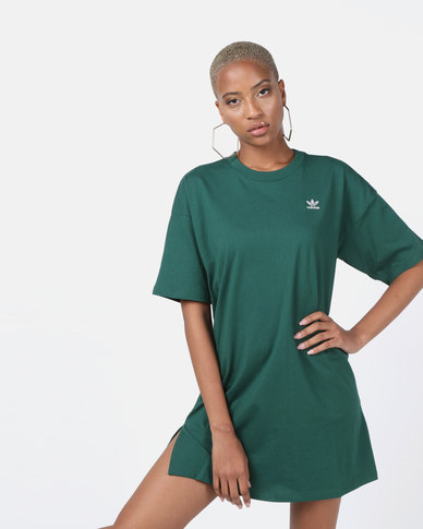 6febaf7a adidas Originals Trefoil Dress Green | Zando