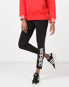 adidas Originals Essentials Linear Tights Black