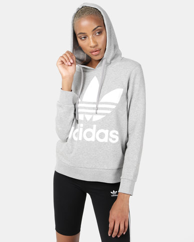 adidas Originals Adicolour Hoodie Grey