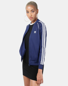 adidas Originals SST Track Top Blue