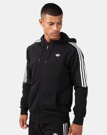 adidas Originals Radkin FZ Hoodie Black