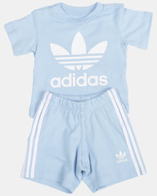 adidas Originals Short Tee Set Multi