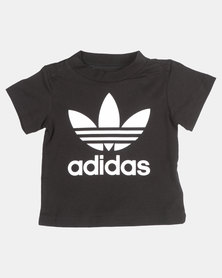 adidas Originals Trefoil Tee Black/White