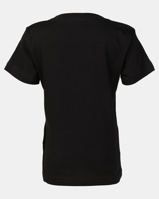 adidas Originals Little Boys Trf Tee Black 34c61022b