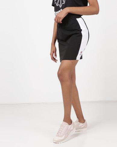 Reebok Classics Jersey Skirt Black