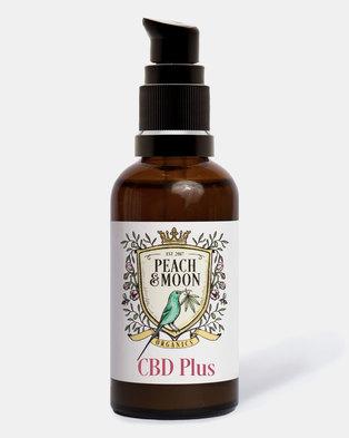 Peach and Moon Organics CBD Plus Red