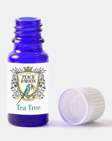 Peach and Moon Organics Tea Tree Essential Oil Blue