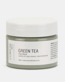 Corium 50ml Green Tea Clay Mask